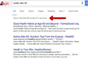 health blog post