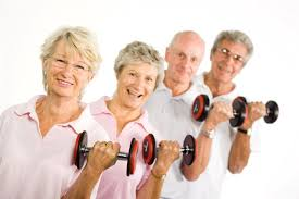 health-images-seniors with weights