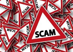 Online romance scam artists