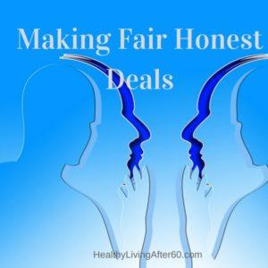 HealthyLiving-Making-fair-honest-deals