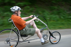 Dangers Of Recumbent Bicycles Ignored