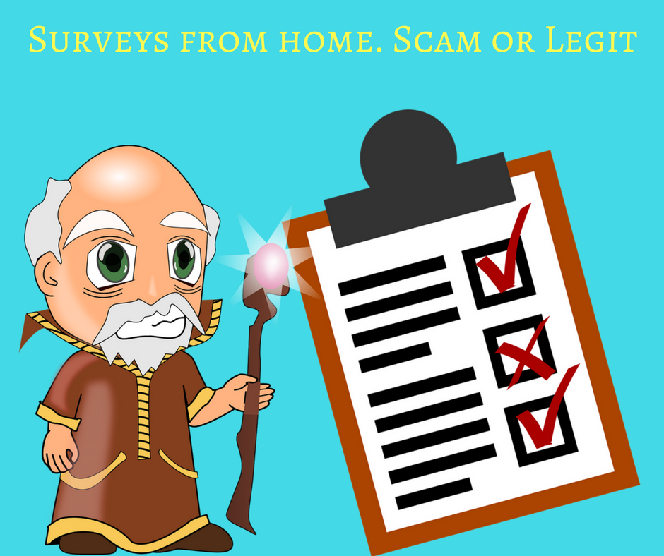 Online Surveys From Home | Scam or Legit