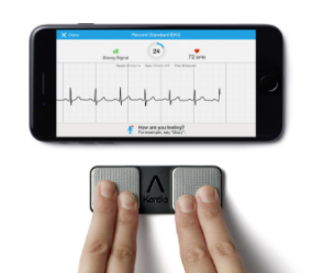 Kardia Mobile EKG | For Heart Patients