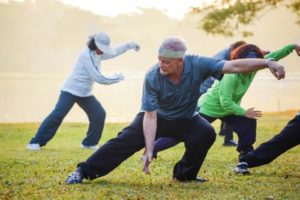 2 Healthy Exercise Options For Seniors